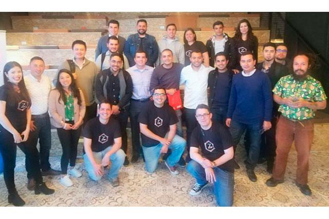 Gracias por acompañarnos en el primer Zabbix Meetup de Colombia.